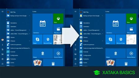 ¿El menú inicio de Windows muestra mal los iconos? Así se arregla