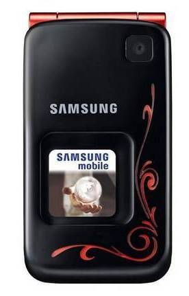 Samsung E420 en negro