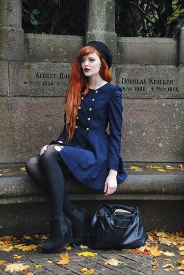 Moda en la calle: los abrigos del otoño
