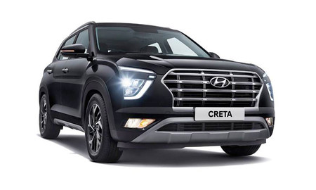 Hyundai Creta 2021 Mexico 11