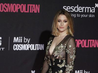 Pedazo desfile de celebrities en los Premios Cosmopolitan 2016:algunas divinas y otras... de aquella manera