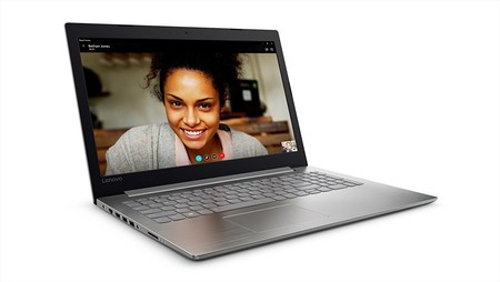 Más barato todavía, hoy a su precio mínimo: el básico Lenovo Ideapad 320-15IAP, hoy por sólo 179 euros