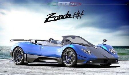 Pagani Zonda HH, la enésima edición especial del Zonda