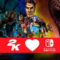 Las versiones en físico de BioShock, Borderlands y XCOM 2 para Nintendo Switch requerirán la descarga de gran parte de su contenido