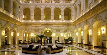 luna de miel mejores hoteles Europa