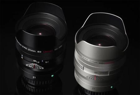 Pentax Dfa 21mm Limited