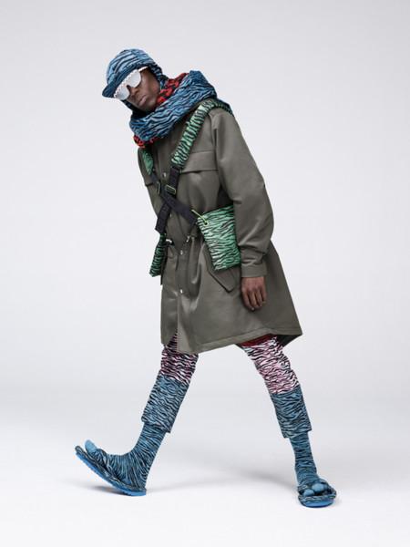 Kenzo x H&M: Así es el primer vistazo a la colaboración del año