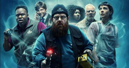 'Truth Seekers': Nick Frost y Simon Pegg cazan fantasmas en una inquietante y divertida serie para Amazon