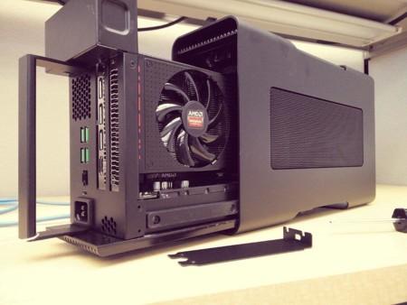 AMD estaría trabajando en estandarizar los gráficos externos para portátiles
