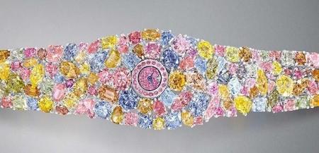 Graff Diamonds y su reloj de 40 millones de euros