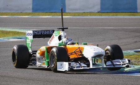 No habrá cambio de pilotos en Force India