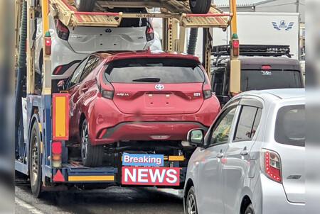 Toyota Prius C 2022 3