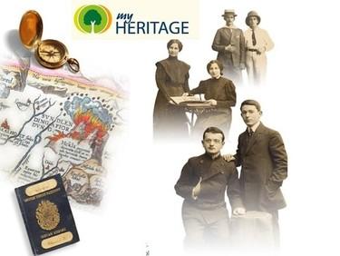 MyHeritage, crea el árbol genealógico familiar