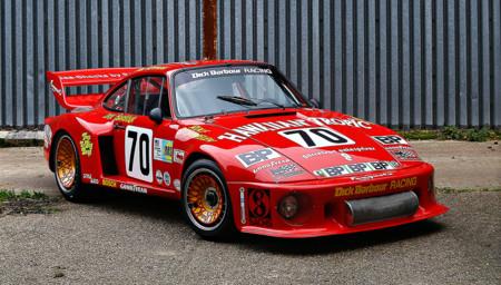 ¿Eres fan de Paul Newman y de las carreras? Esperamos que también seas millonario porque subastarán su Porsche 935 de 1979
