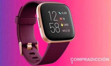 Este smartwatch Fitbit Versa 2 Edición Especial Amazon cuesta 70 euros menos y se queda a su precio más bajo hasta la fecha