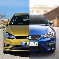 Comparativa Seat León vs Volkswagen Golf: ¿cuál es mejor para comprar?