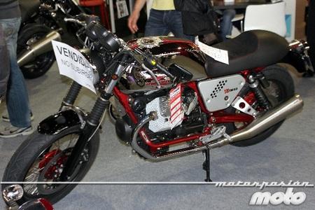 Moto Guzzi vendida