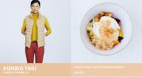 Una app que desafía la creencia de que la comida y la moda no se llevan