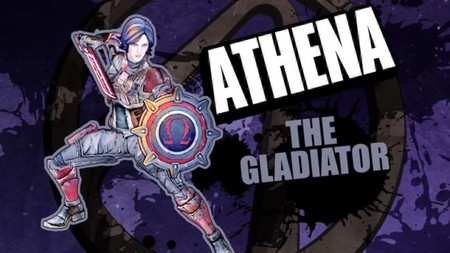 Athena (Borderlands: The Pre-Sequel)