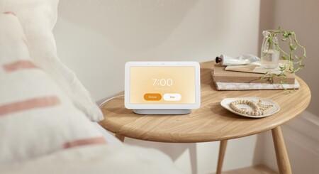 Google anuncia la segunda generación del Nest Hub: con radar Soli, cámara frontal y función para el seguimiento del sueño