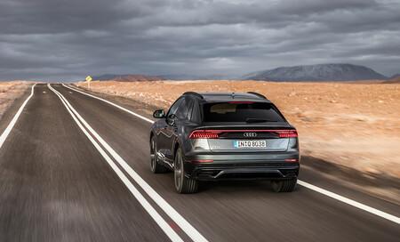 Audi Q7 y Audi Q8 S line plus y Black line plus, todos los precios para España