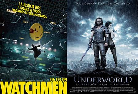 VI muestra Sci Fi de cine fantástico | 'Watchmen' y 'Underworld'