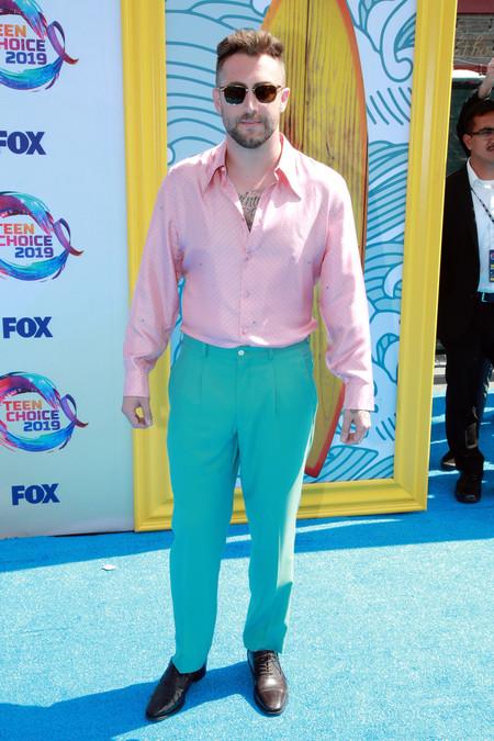 Jordan Mcgraw Fox S Teen Choice Awards 2019 Arrivals
