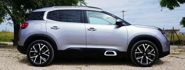 Probamos el Citroën C5 Aircross PureTech 130 EAT8: un amplio SUV que aúna entrega y comodidad