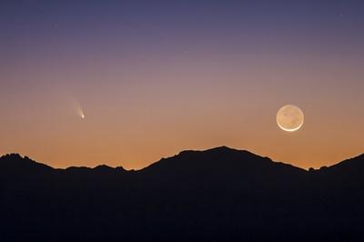 Para los que disfrutamos del cielo nocturno... ¡Habemus PanStarrs!