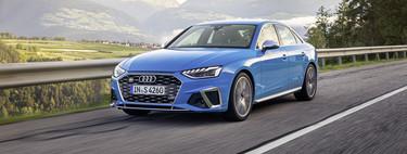 Probamos el nuevo Audi A4, incluido el S4 TDI, que ahora es diésel pero no por ello menos interesante