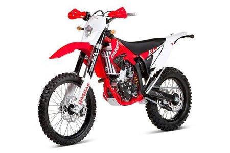 Nueva Gas Gas EC 250 F, endurocross para el 2012
