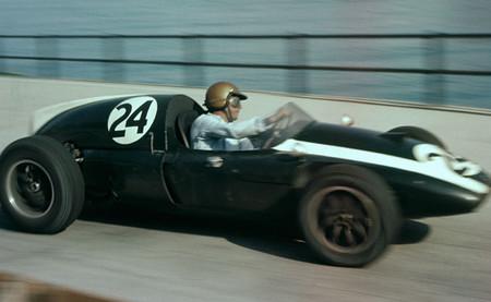 Gran Premio de Mónaco 1959: Jack Brabham se estrena en el mejor escenario