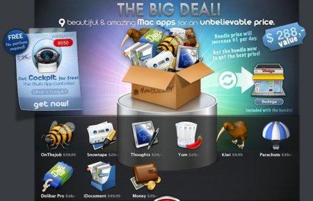 Macbuzzer, 9 espectaculares aplicaciones para Mac en un completo pack a buen precio
