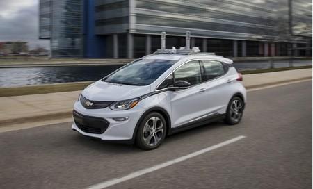 Chevrolet sacará sus Bolt EV sin conductor por Detroit, Michigan ha aprobado la conducción autónoma