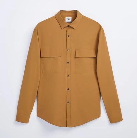Simple Y Calido Zara Ha Dado Con El Color Perfecto De Verano Que Llevaremos Tambien En Otono