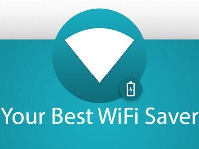 Ahorra batería en tu móvil con WiFi Saver, que conecta y desconecta la red de forma inteligente