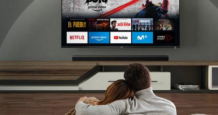 Ya disponible la barra de sonido TCL TS8011 con Fire TV 4K y app Apple TV por 209,99 euros en Amazon
