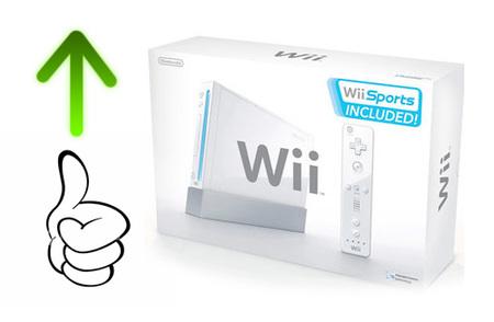 Los juegos de Wii van mejorando...