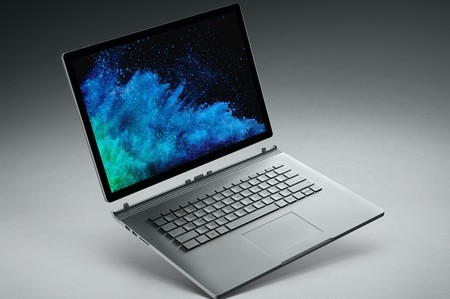 El Surface Book de 15 pulgadas llega a España con su GTX 1060 y un precio estratosférico
