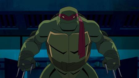 Batman Vs Tmnt Raphael