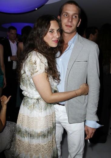 Tendremos bodorrio en Mónaco: Andrea Casiraghi y Tatiana Santodomingo
