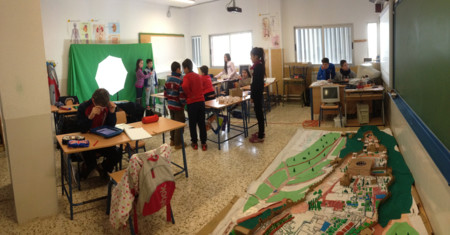 Cultura maker e impresoras 3D en el aula de primaria: Diego García, profesores innovadores