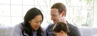 """""""La infancia es mágica, solo serás niña una vez"""": la emotiva carta de Mark Zuckerberg a su segunda hija recién nacida"""