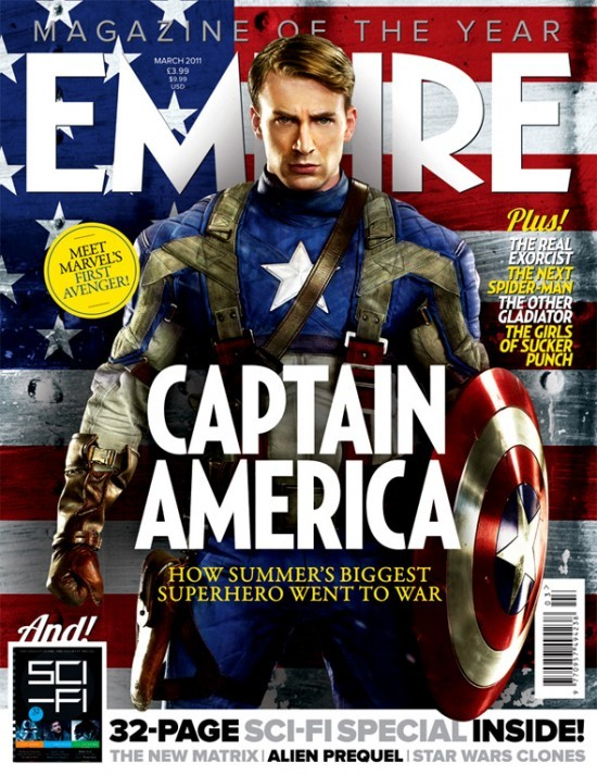 Foto de 'Captain America: The First Avenger', últimas fotos (1/11)