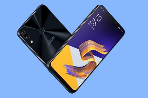 Asus Zenfone 5Z, Zenfone 5 y 5 Lite: inteligencia artificial, Snapdragon 845 y 'notch' para conseguir un ratio de pantalla del 90%