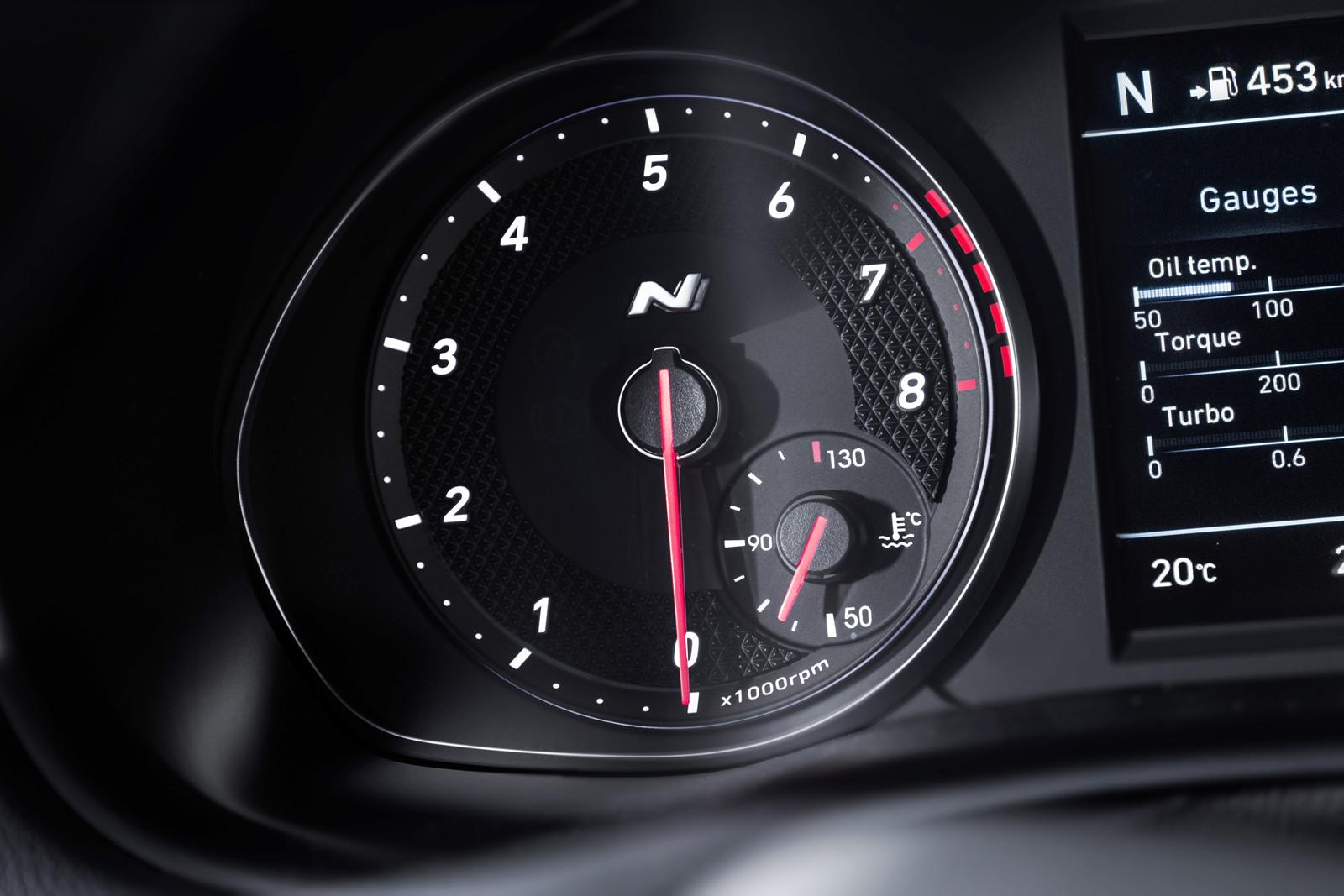 Foto de Hyundai i30 Fastback N 2019 (presentación) (97/125)