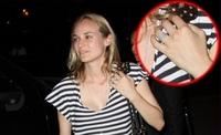 Diane Kruger y Joshua Jackson... ¿comprometidos?