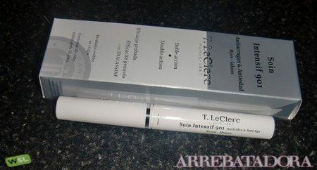 T.LeClerc Soin Intensif 901: mi contorno de boca bajo control