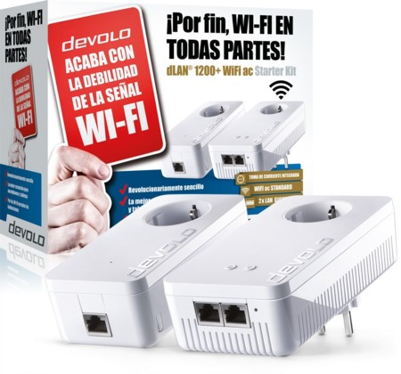 Dlan 1200 Wifi Ac Packshot Starter Kit Xl