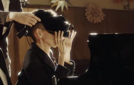Al nuevo Beethoven le bastarían sus ojos para tocar el piano